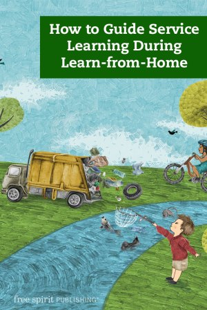 How to Guide Service Learning During Learn-from-Home
