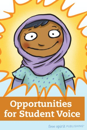 Opportunities for Student Voice
