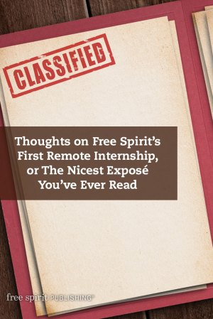 Thoughts on Free Spirit's First Remote Internship