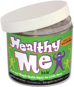 Healthy Me In a Jar