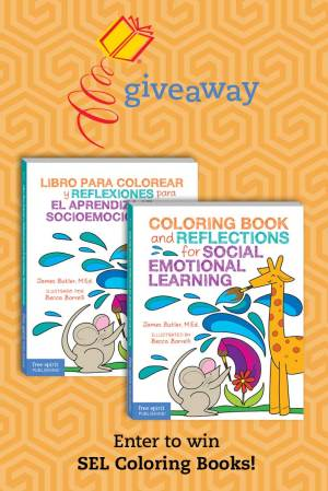 Enter to Win SEL Coloring Books