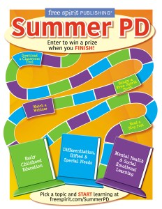 Personalize Your Summer Professional Learning Game BoardPersonalize Your Summer Professional Learning