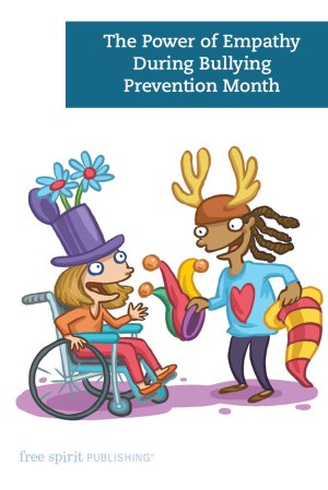 The Power of Empathy During Bullying Prevention Month