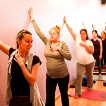 Free Spirit Yoga Prenatal class with Crytsal Dawn_photographer Taso Papadakis_069