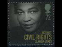Famous women on stamps