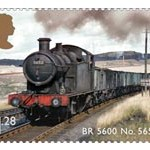 Classic Locomotives of Wales Stamp Set Great Britain