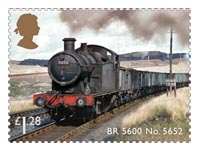 BR5600 No5652 stamp Great Britain