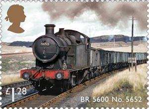 BR5600 No5652 postage stamp