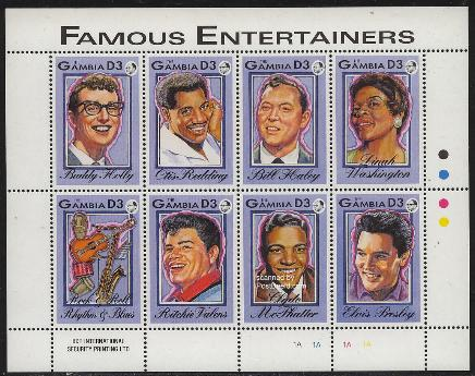 Great entertainers