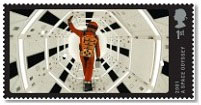 2001: A Space Odyssey  stamps