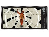 Cinema stamps Great Britain