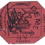 One-cent British Guyana sold for US$9.5 million