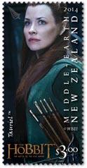 Tauriel Stamp New Zealand