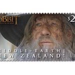 The Hobbit: The Battle of the Five Armies stamps