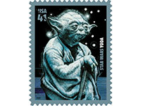 science fiction on stamps