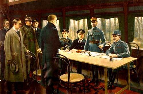 Armistice de Compiègne