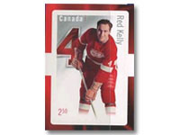 Ice hockey stamp Canada 2014