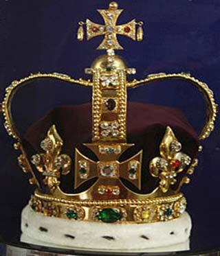 Crown of Dutch House of Oranje-Nassau