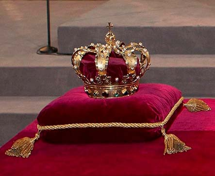 Crown of the British House of Windsor