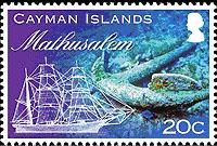 Mathusalem stamp