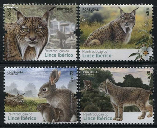 lynx stamps