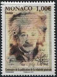Einstein-Stamp