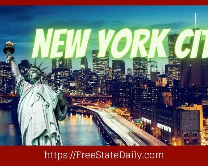 New York City Gets Optimistic Endorsement