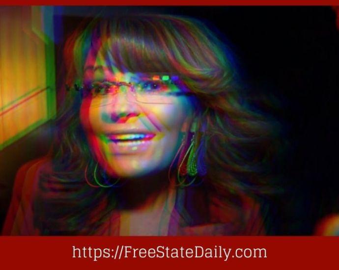 Sarah Palin Challenges Senator