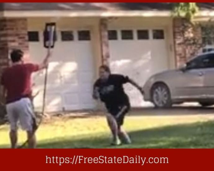 Texas Brawl Started Over BLM