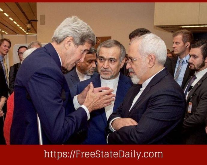 Shocking New Evidence John Kerry Betrayed His Office
