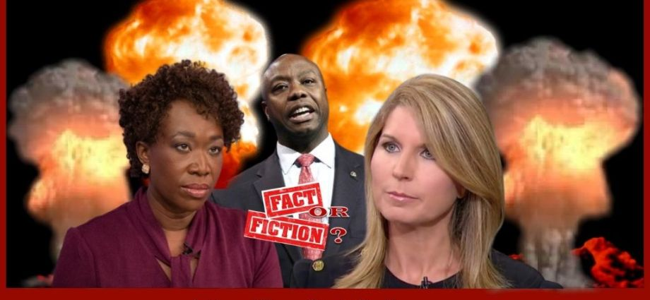 Women Of MSNBC Come Unhinged