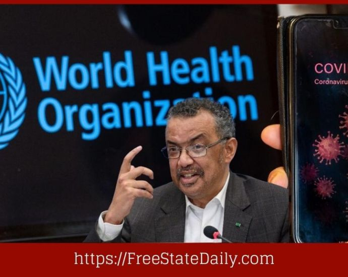 World Health Organization Shocks Vaccine Nazi