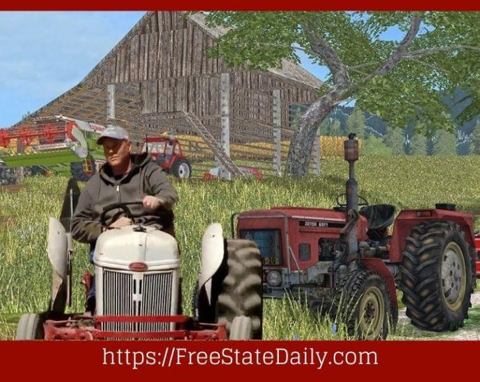 White Farmer Sues Biden Administration For Racism