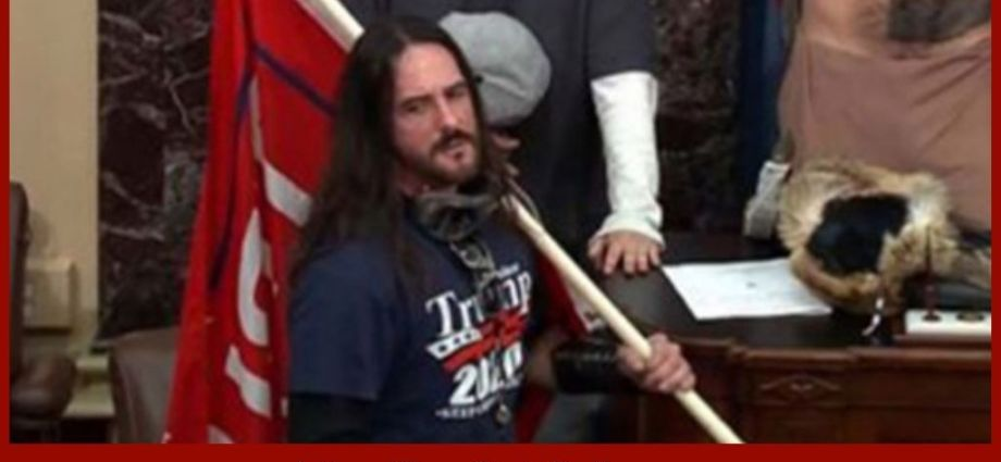 Guilty Plea From Attack On The Capitol For The Second Time