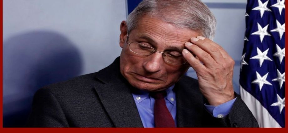 Fauci Emails Reveal More Than He Bargained For