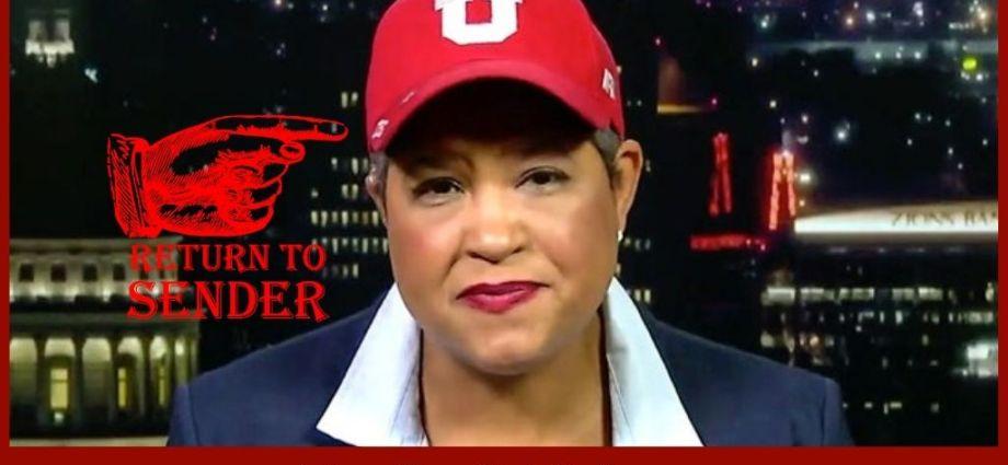 Black Lives Matter Leader