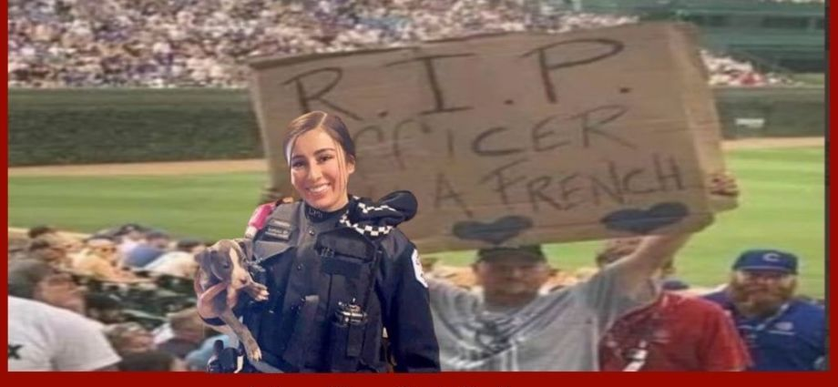 Fan Booted From Stadium For Supporting Slain Cop
