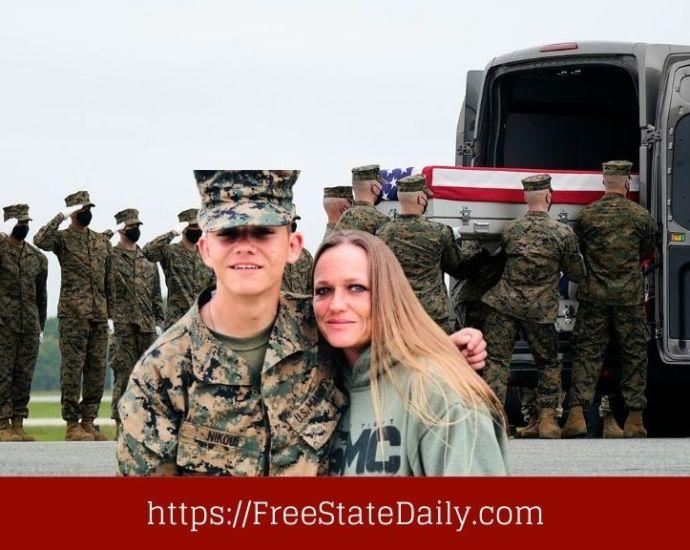 Mother Of Dead Marine Censored