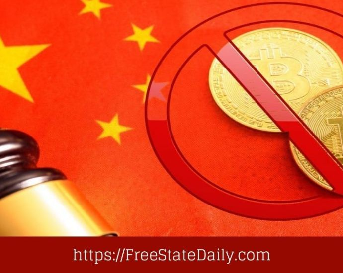 China Kneecaps Cryptocurrency Market