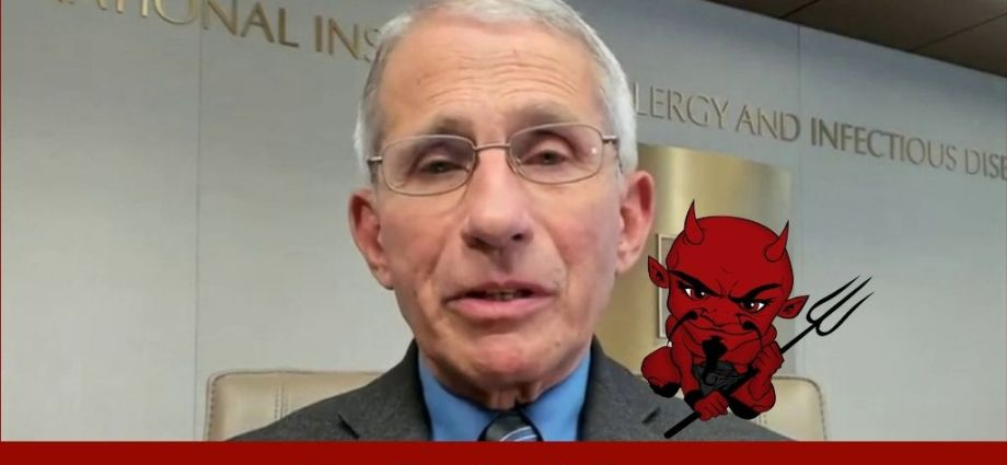 Fauci Endorses Draconian Restrictions On Travel