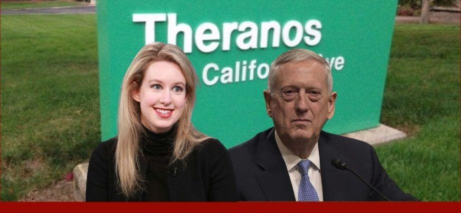 General Mattis Takes Stand Against Pretty Blond Con Artist
