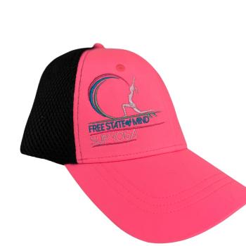 Hot Pink Baseball Hat