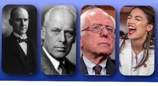 Socialists: Past and Present