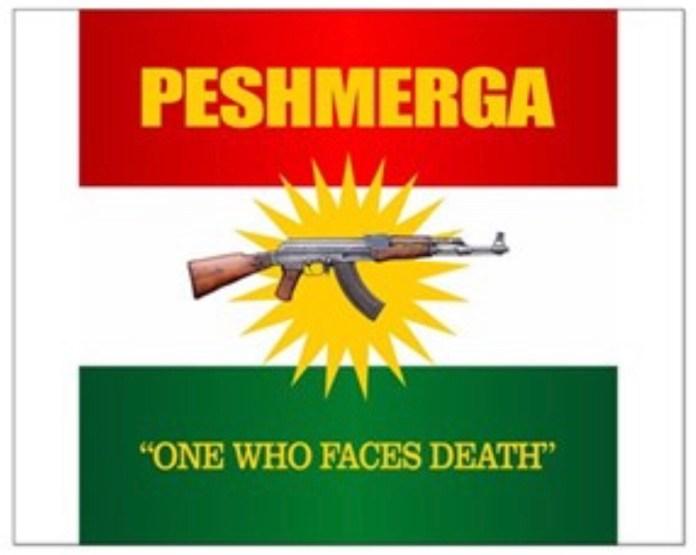 Brave Peshmerga