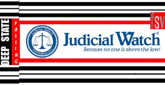 HILLARY FEELING SQUEEZE OF JUDICIAL WATCH