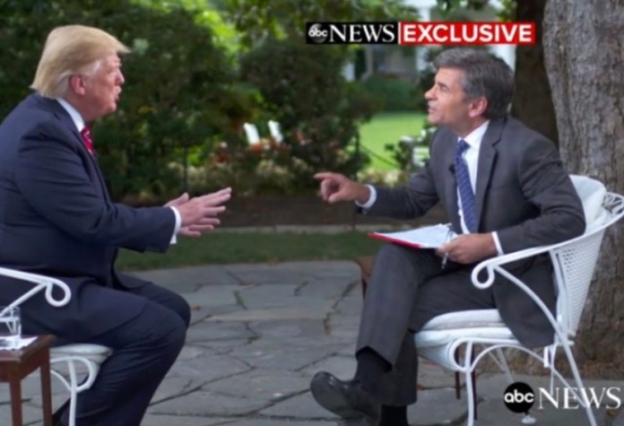 ABC Interview with Trump
