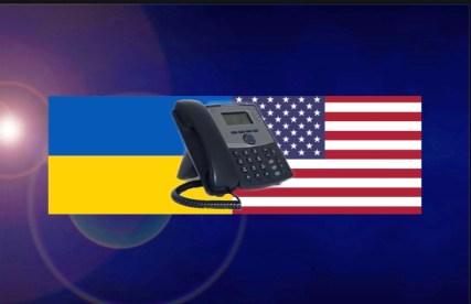Trump Ukraine Phone Transcript