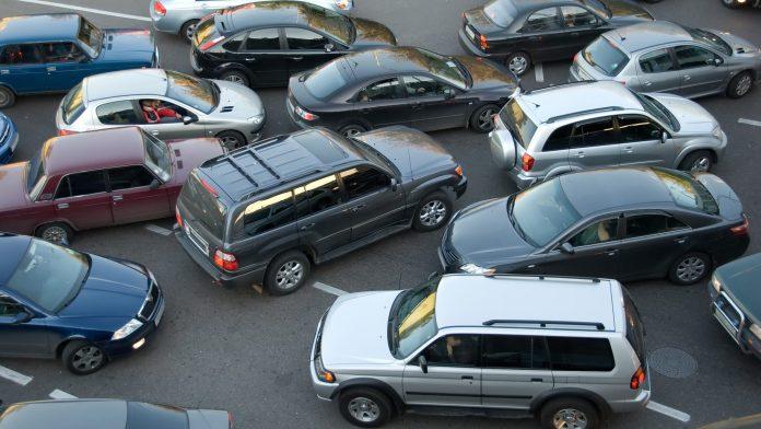 Parking Lot Craziness