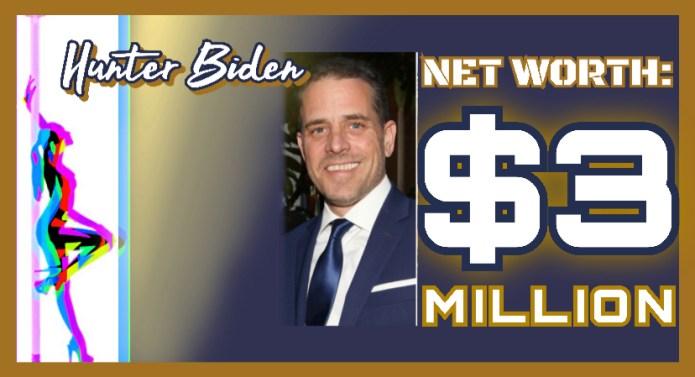 Net Worth of Hunter Biden