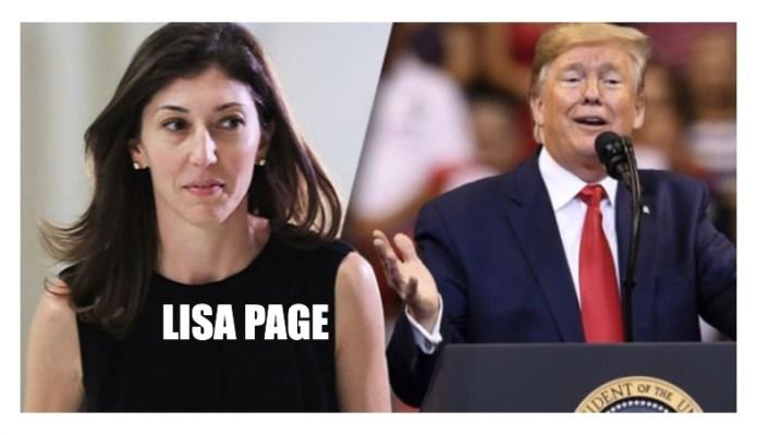 Lisa Page Trump Video